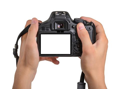 Faire le premier pas dans le monde de la photographie